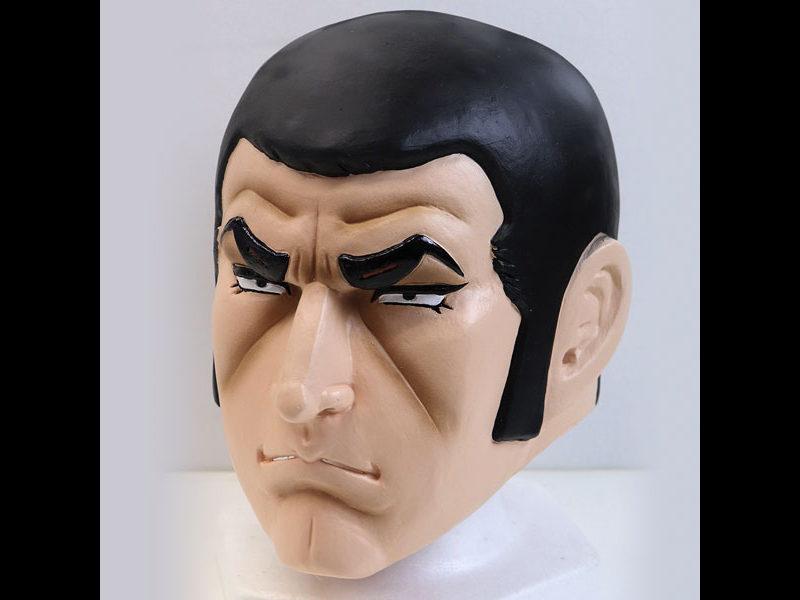 株式会社オガワスタジオが、ゴルゴ13とコラボしたラバーマスクを販売開始!