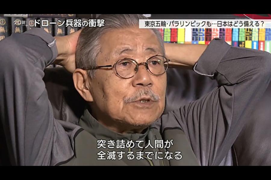 NHK総合 「クローズアップ現代」10月24日放送にさいとう・たかをが出演します